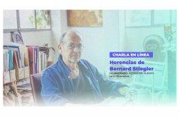 Conversatorio: Herencias de Bernard Stiegler