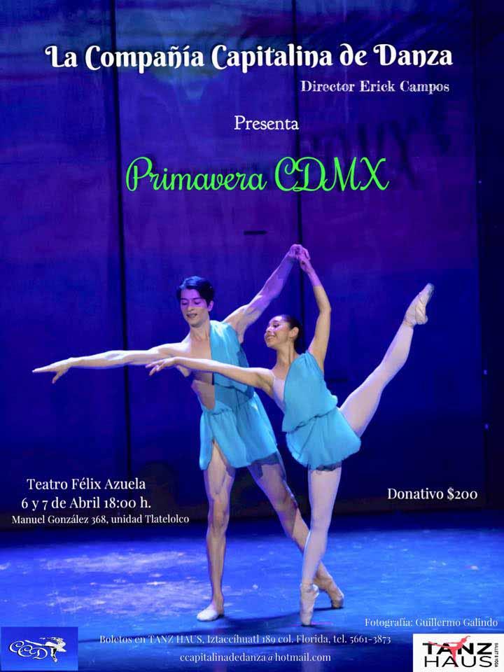 Primavera CDMX