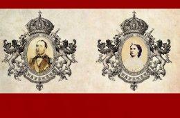 1866, Érase una vez un Imperio... en el Borda
