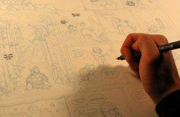 Cómics, dibujo y la Ilustración