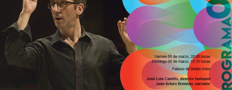 Orquesta Sinfónica Nacional. Programa 5