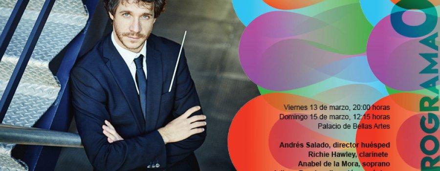 Orquesta Sinfónica Nacional. Programa 6