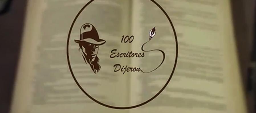 Cien Escritores Dijeron Programa catorce
