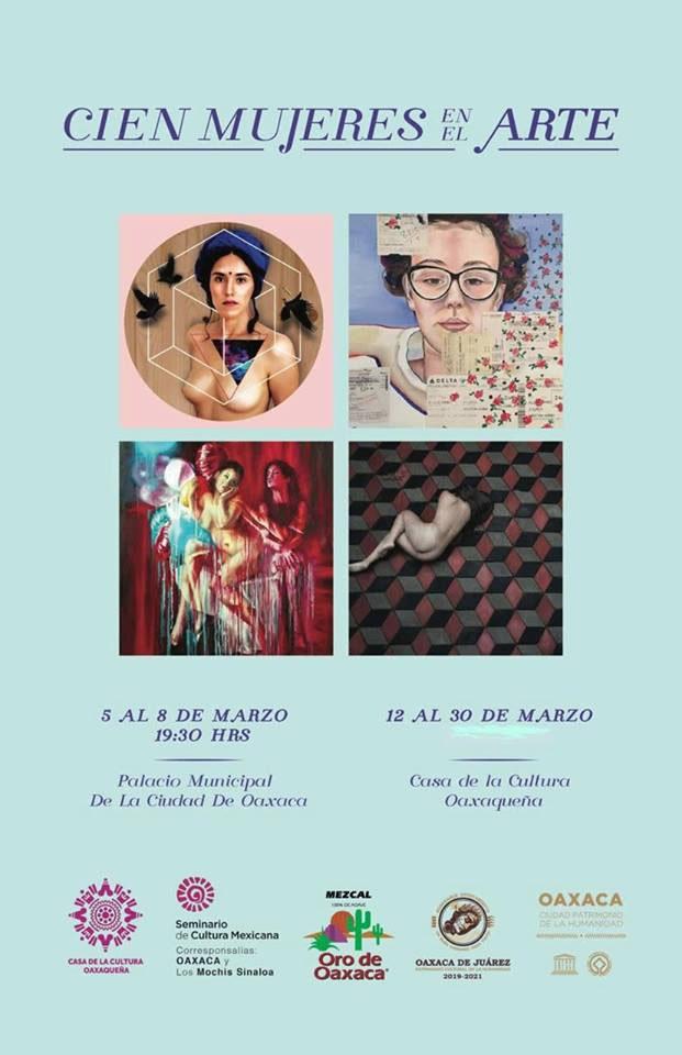 Cien Mujeres en las Artes Visuales en México