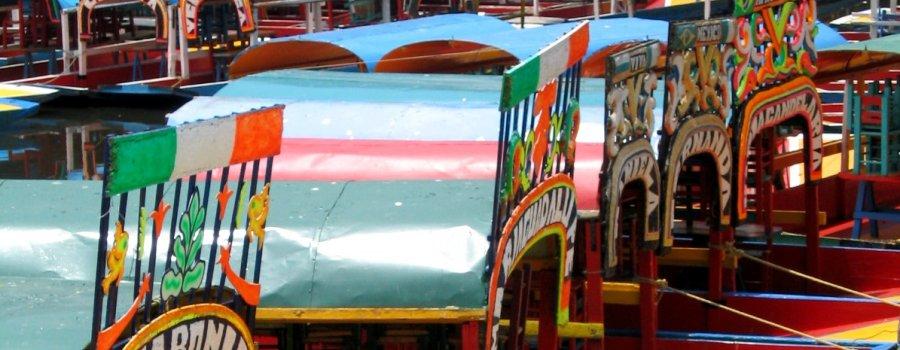 Xochimilco. Ciudad de México