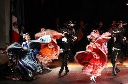 Danza Folklórica: Grupo México, arte y tradición