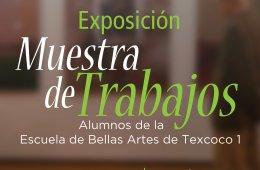 Alumnos de la Escuela De Bellas Artes Texcoco 1