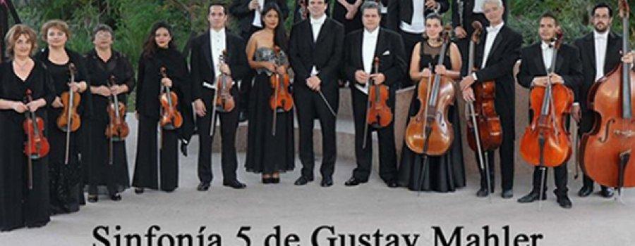 Symphony no.5 by Gustav Mahler