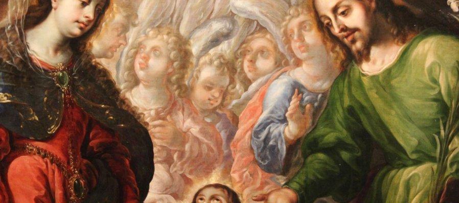Los más afamados artistas de la pintura barroca en la Nueva España. Centro Histórico, Ciudad de México