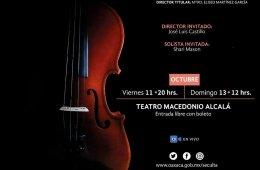 1st Concert by Oaxaca Symphony Orchestra