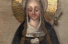 Mater Dolorosa: Iconography and Festivity