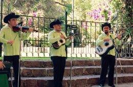 Los Chiles. Trío Huasteco