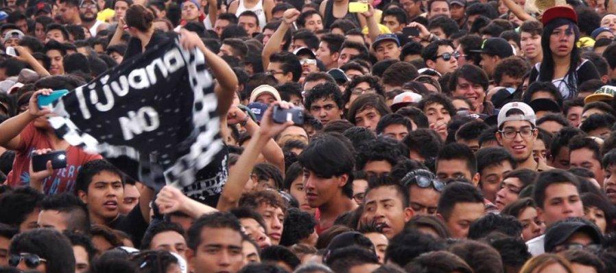 Tijuana No. Transgresión y fronteras