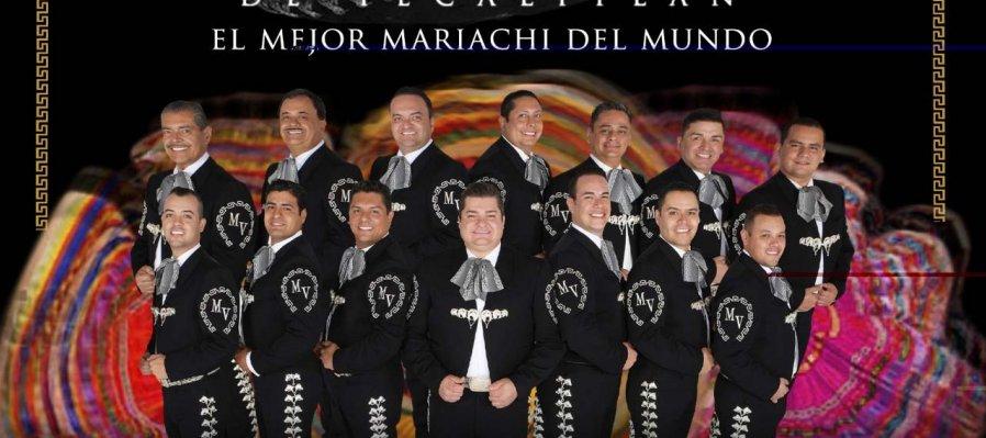 Mariachi Vargas, 120 años de música en una serenata