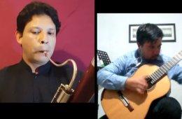 Sonata para fagot y guitarra