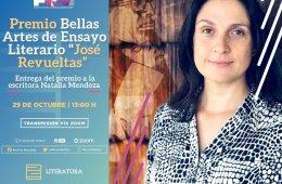 Premio Bellas Artes de Ensayo Literario José Revueltas
