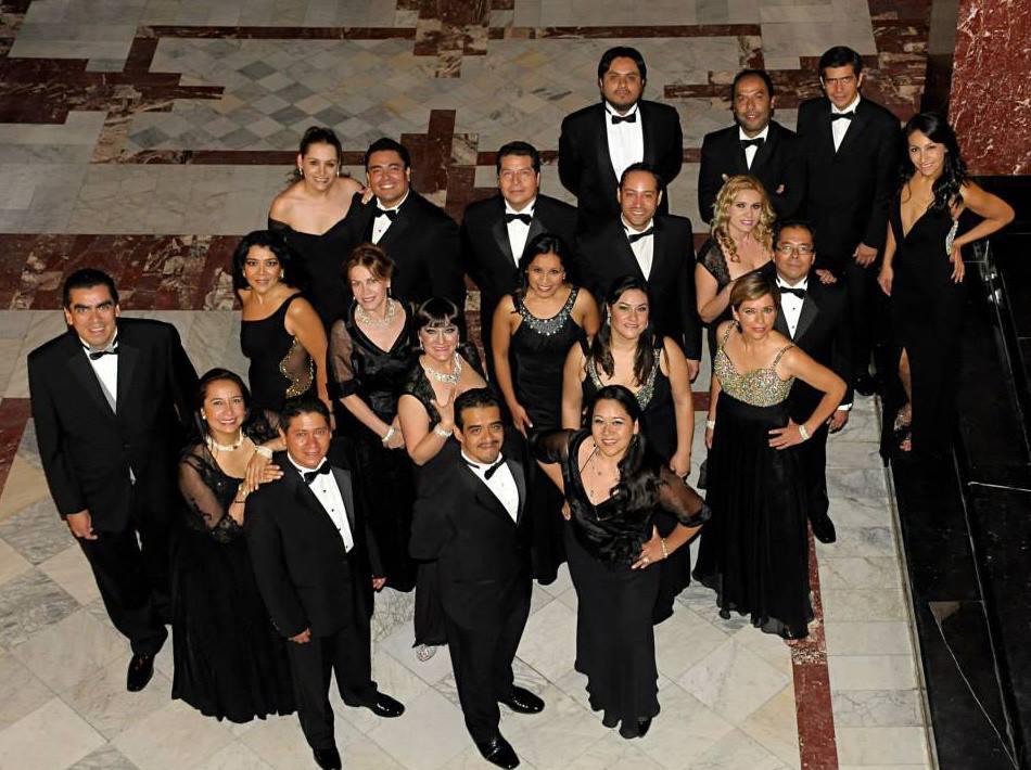 Solistas Ensamble de Bellas Artes
