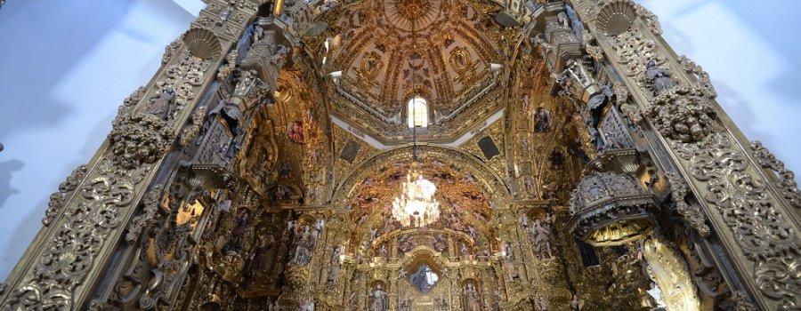 Un majestuoso Santuario Mariano, Ocotlán. Tlaxcala