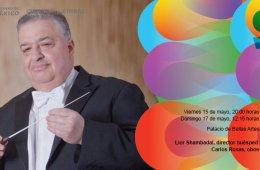 Orquesta Sinfónica Nacional. Programa 13