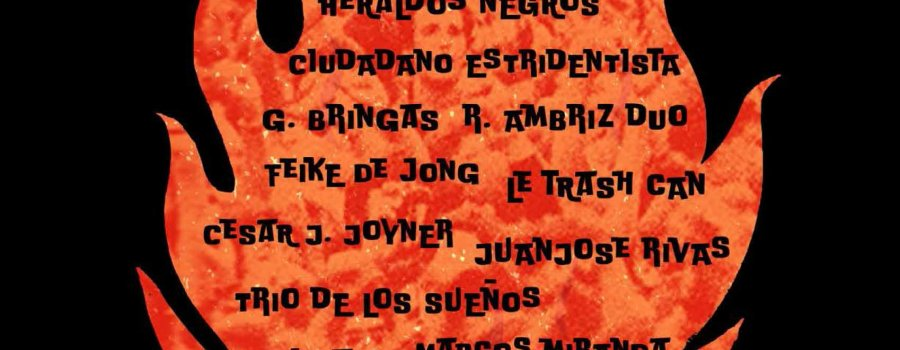 """Festival de música libre """"13"""""""