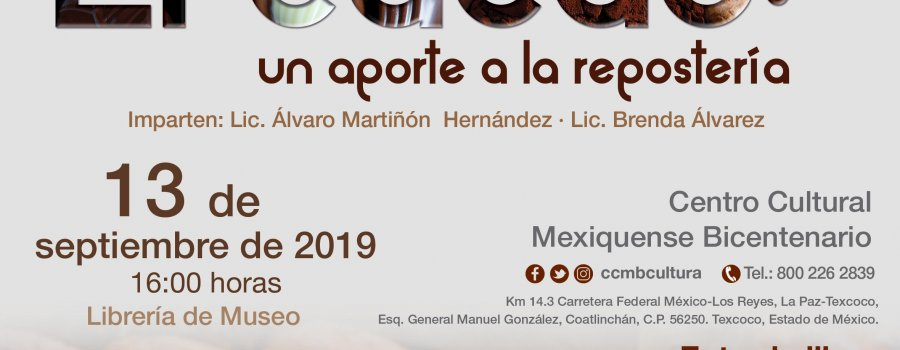 El Cacao: Un Aporte a la Repostería
