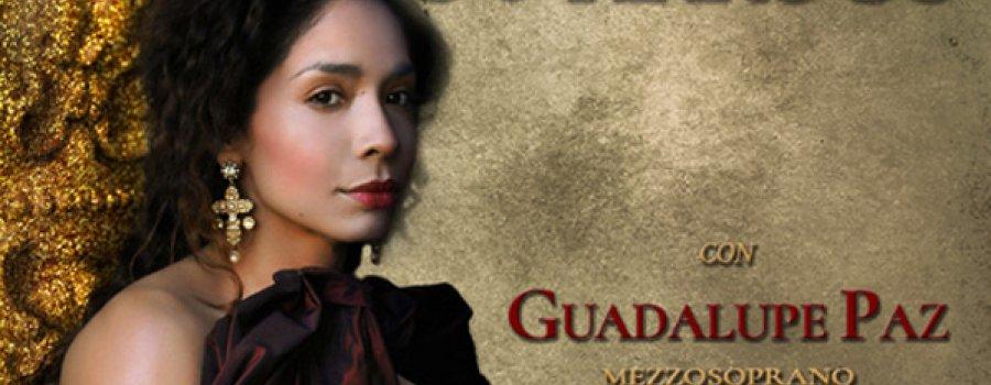Encanto Barroco: Guadalupe Paz