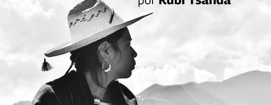 Recital de Poesía Purépecha por Rubí Tsanda