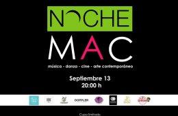 Noche MAC de septiembre
