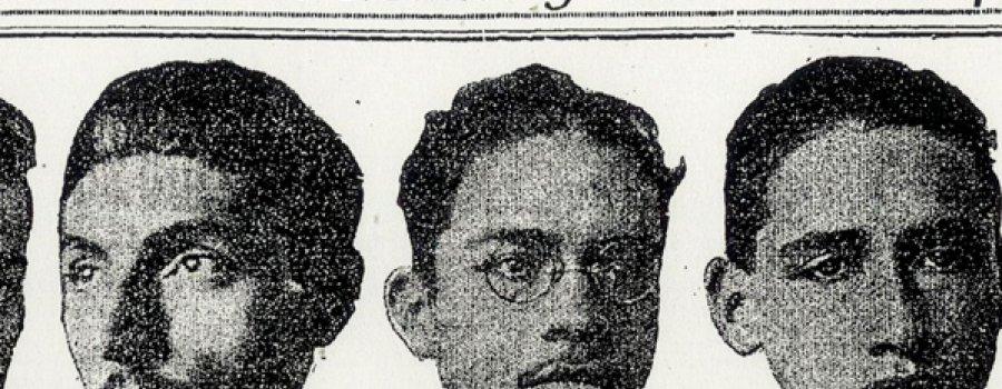 14 de septiembre de 1918: Misión cultural de estudiantes mexicanos en América Latina