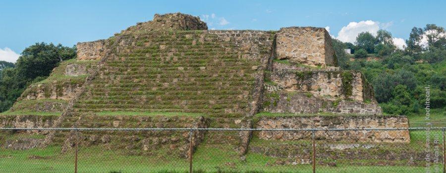 Zona Arqueológica de Xochitécatl. Tlaxcala