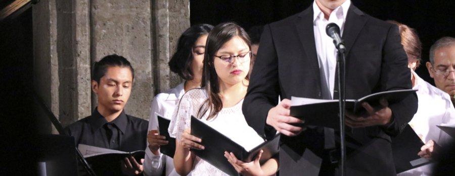 Presentaciones del Conservatorio Nacional de Música INBAL