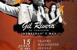 Gil Rivera en Concierto