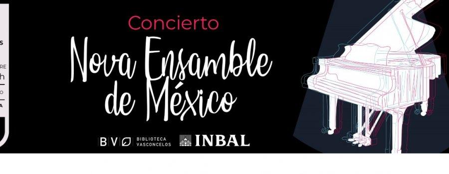 Concierto Nova Ensamble de México