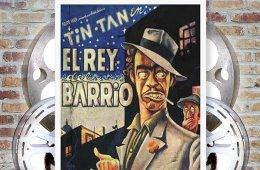 70 aniversario de la película El rey del barrio (México...