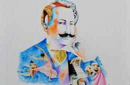 Conferencia de arte en Oaxaca