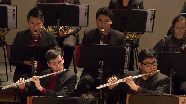 Recital de Música de Cámara de la Orquesta Escuela Carlos Chávez