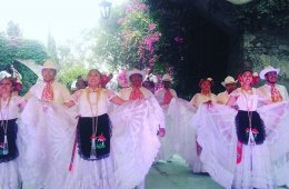 Ita-Andehui Folkloric Ballet