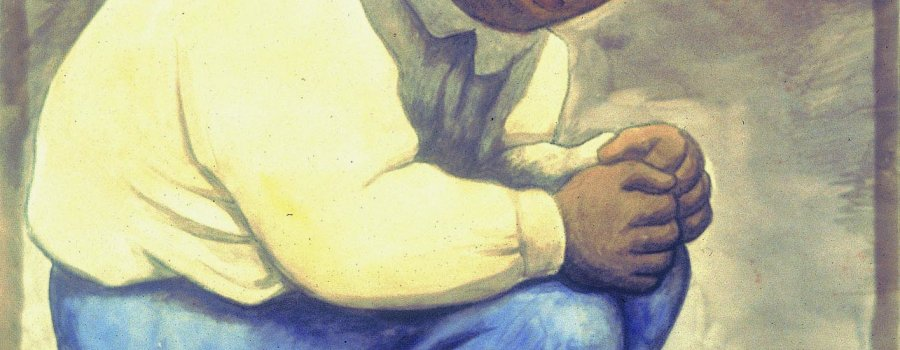 Diego Rivera. Formación del artista
