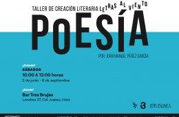 Taller de creación literaria: Poesía