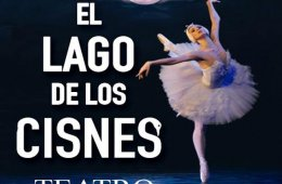 Desde Rusia Moscow State Ballet presenta:  El lago de los...