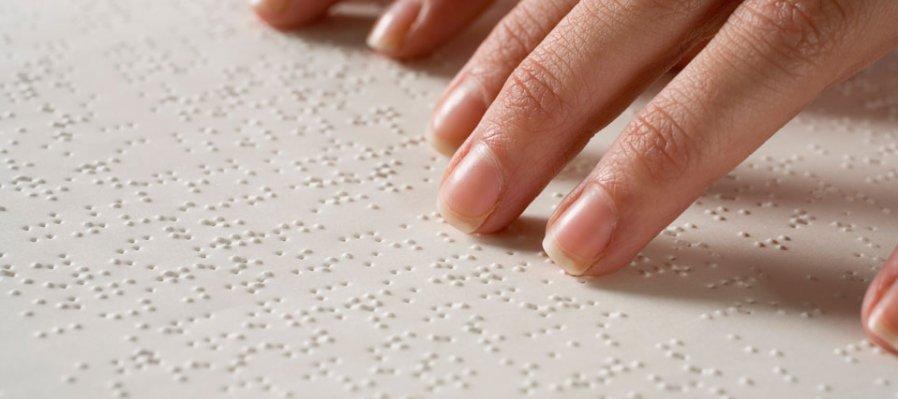 Taller de braille