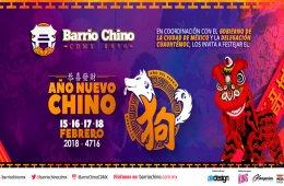 Celebración del Año Nuevo Chino en la CDMX