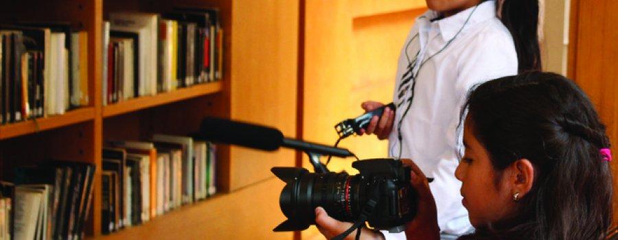 Taller de verano. Realiza tu cortometraje ¡Luces, corre cámara, acción!