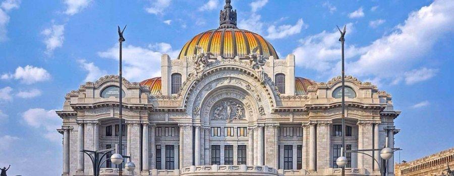 Recorrido virtual por el Palacio de Bellas Artes