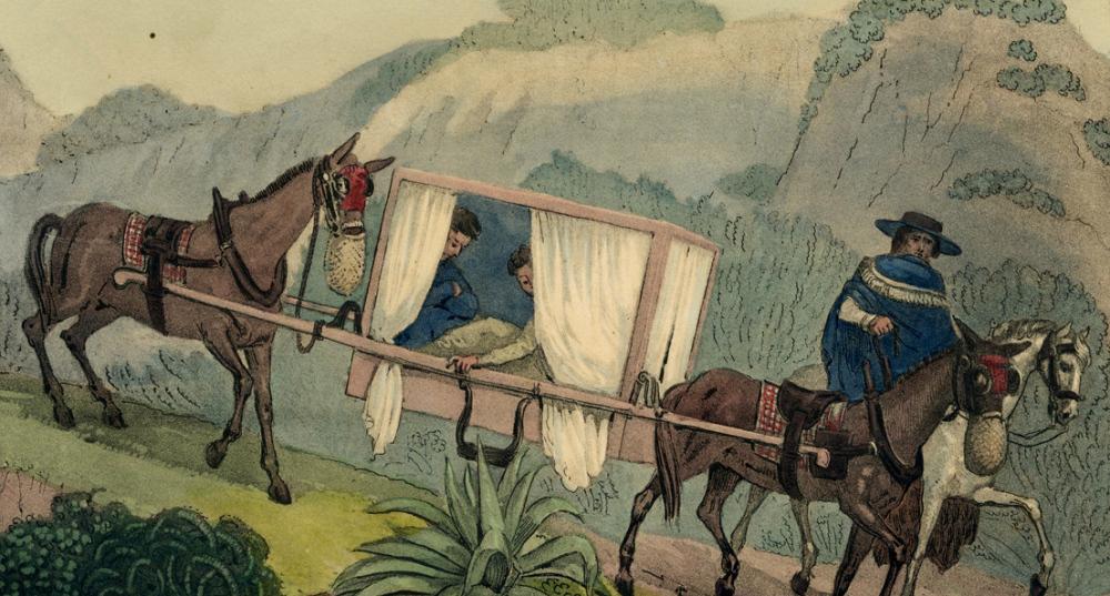 Viajeros en el Paraíso. México Siglo XIX