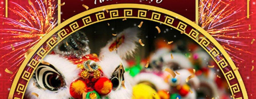 ¡Ven a celebrar el Año Nuevo Chino en el CECUT! Año del Perro