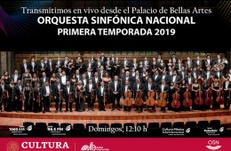 16th Program of the 1st Season 2019 of the National Symph...