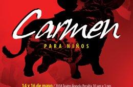 Ópera Carmen para Niños