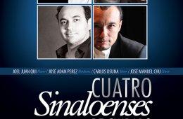 Four Dangerous Men of Sinaloa