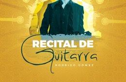 Recital de guitarra con Rodrigo Gómez